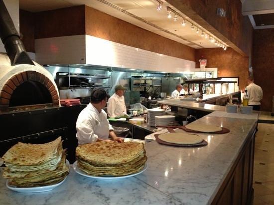 Sausage Pepperoni Flatbread Picture Of Brio Tuscan Grille Palm Beach Gardens Tripadvisor