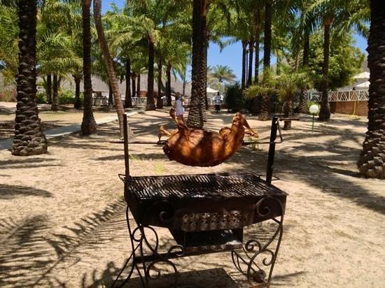 Club Med Cap Skirring : pollo