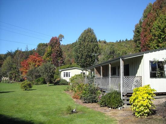 Abel Tasman Stables: Motel buildings