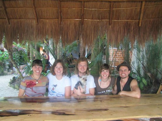Hostel Sheck: Our Guests Become One Family