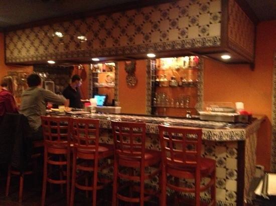 Casa Romero : the bar