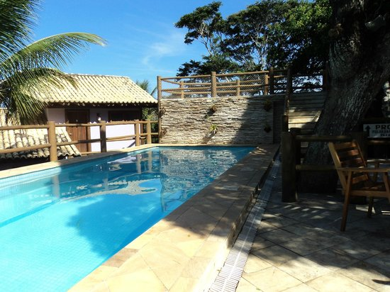 Pontal da Ferradura: pileta y habitaciones recomendables