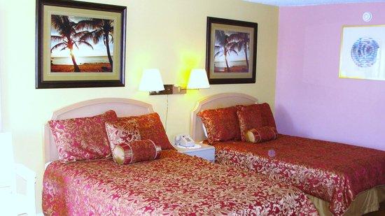 Beachwalk Inn: Room #45