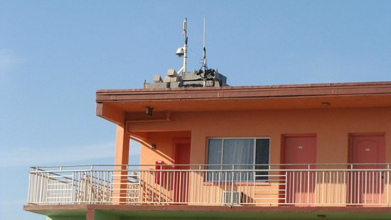 Beachwalk Inn: Be sure to check out our roof top web cam at
