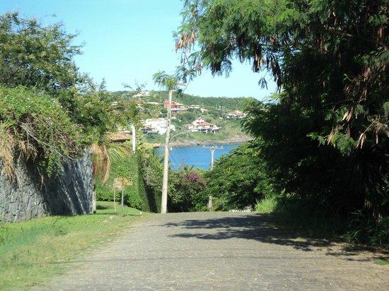 Pontal da Ferradura: ferradura, a 5 cuadras