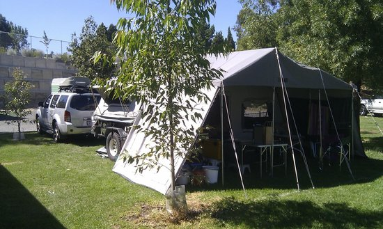 Discovery Parks - Barossa Valley: camp