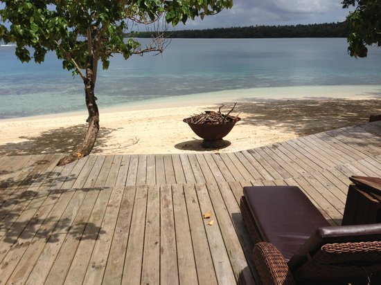 Ratua Private Island:                                     The Yacht Club