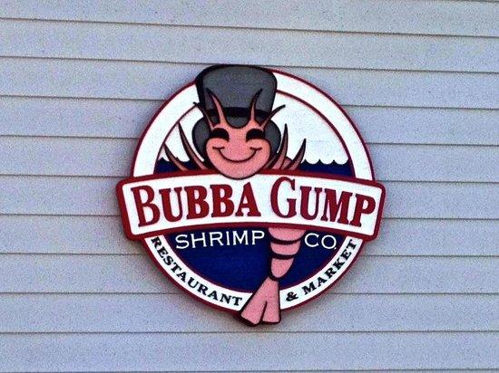 Santa Monica Pier: Bubba Gump Restaurant
