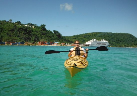 Island Time Kayaking Tours - Day Tours: cruise ship day
