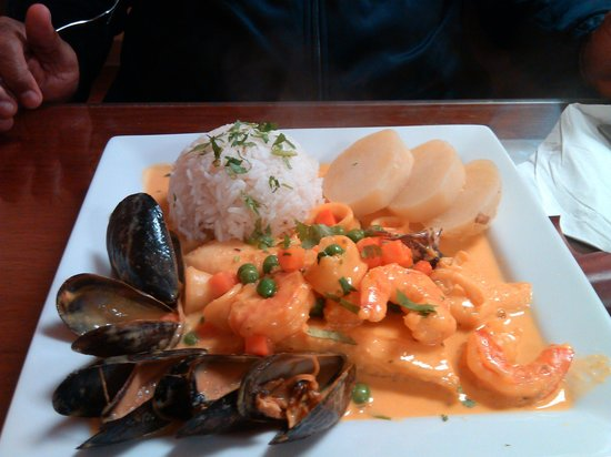 EatPeruvian Restaurant: Excellen fresh Peruvian food.