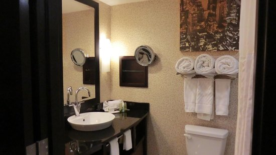 DoubleTree by Hilton Hotel Chattanooga Downtown: lovely bathroom