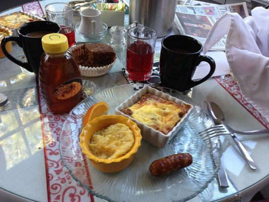 Culpepper Inn Bed and Breakfast: Part 2 of Breakfast