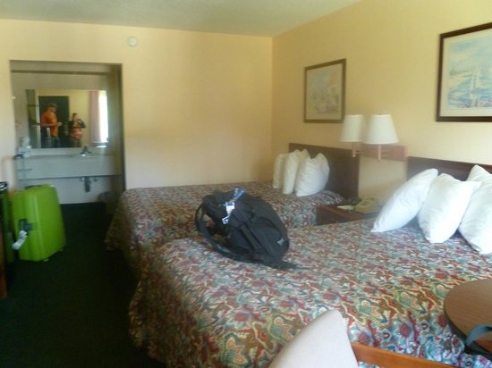 Days Inn Crystal River: 3
