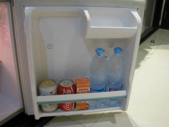 Sugar Marina Resort - FASHION: フリーの冷蔵庫の飲み物