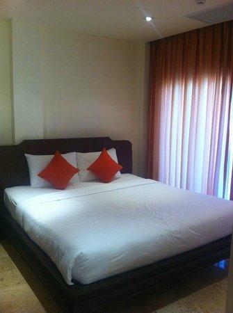 Phunawa Resort: Bedroom