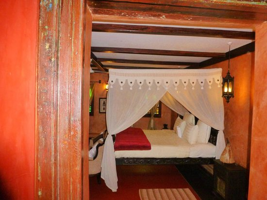 Jafferji House & Spa:                   this is the Princess Salame room