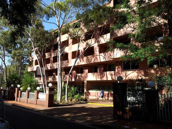 Aspire Hotel Sydney: from Bulwara
