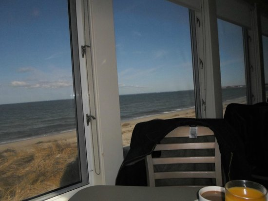 Sea Crest Beach Hotel: Breakfast