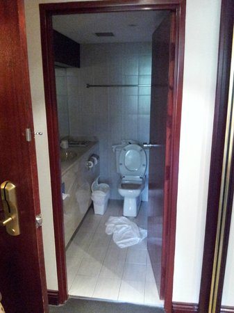 Metro Aspire Hotel Sydney: bathroom