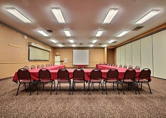 Quality Inn Mineral Point: conference room