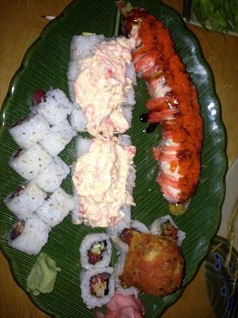 Juno's Sushi, Steaks and Seafood