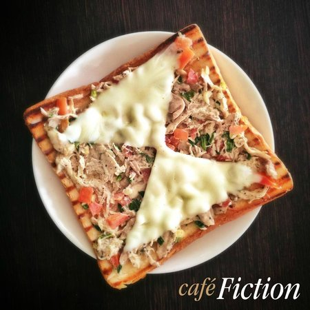 Cafe Fiction