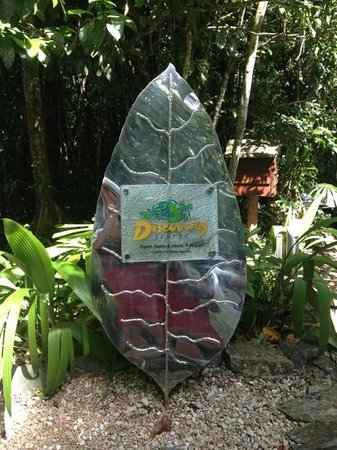 Daintree Discovery Centre: entry to the Centre