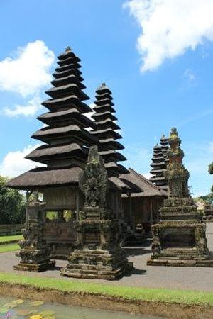 Taman Ayun Temple: タマンアユン