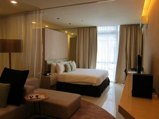 PARKROYAL Serviced Suites Kuala Lumpur: Studio suite