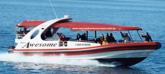 Cairns Adventure Cruises