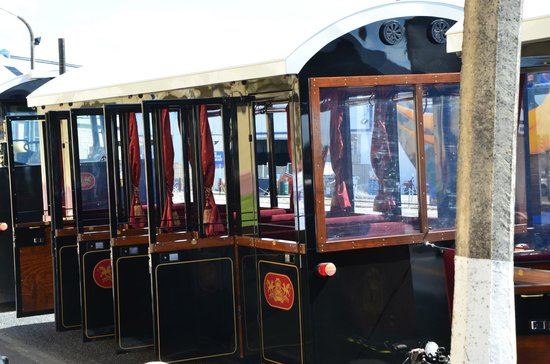 """Hawkes Bay Express: The """"train carriage"""""""