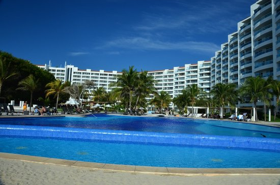 Dreams Villamagna Nuevo Vallarta: You can't beat this view!