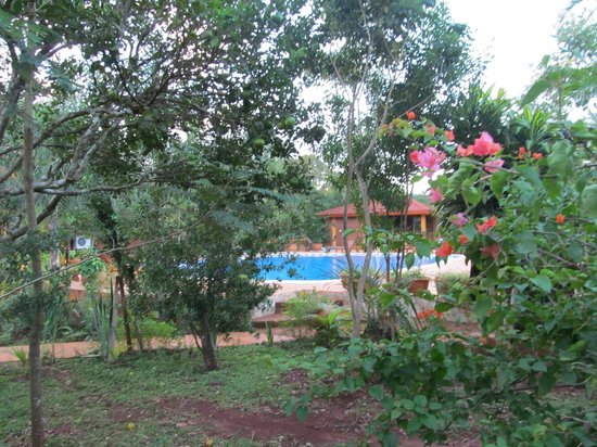 La Cautiva Lodge: Hermosa piscina