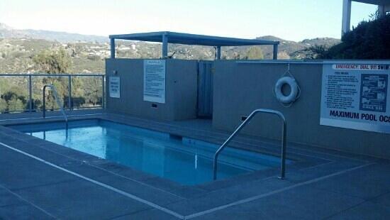 Valley View Casino Hotel: Spa