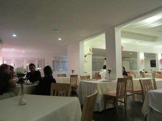 Viva Wyndham Fortuna Beach: restaurant italien