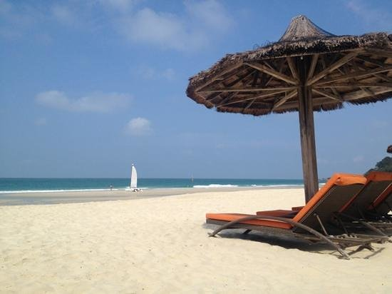 Club Med Bintan Island: nice weather even in monsoon season