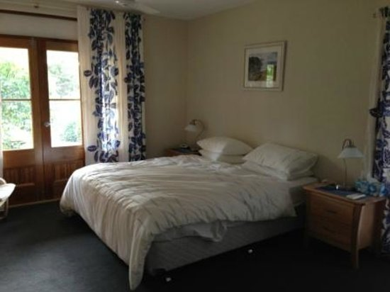 Kangaroo Island Garden Cottages: bedroom