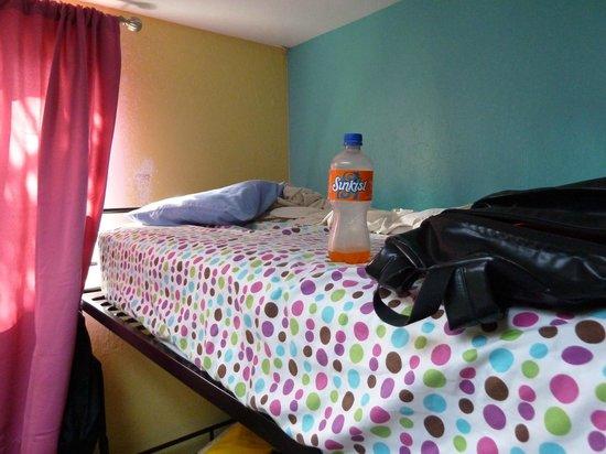 Lahaina's Last Resort Hostel: room