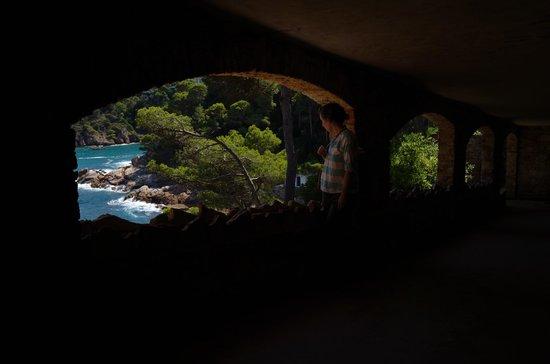 Aiguaclara Hotel: Cami de Ronda