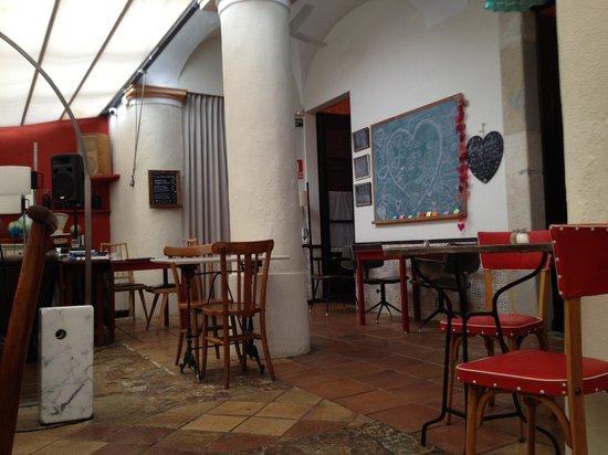 Aiguaclara Hotel: restaurant