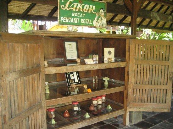 Hotel Tugu Bali: pharmacie