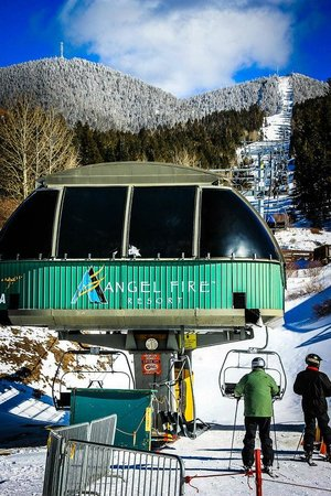 Angel Fire Resort: Chile Express