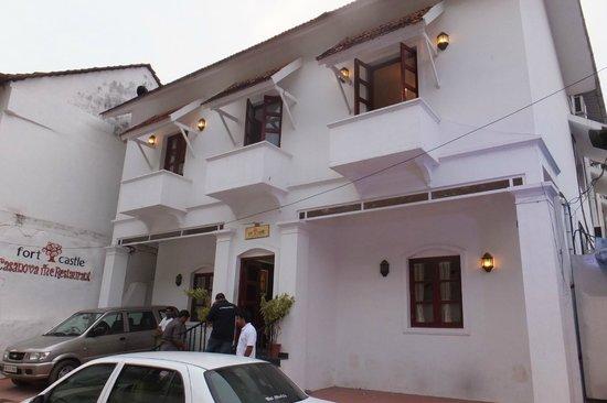 Hotel Fort Castle : ホテル