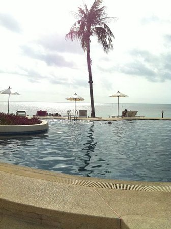 Buri Beach Resort: the POOL