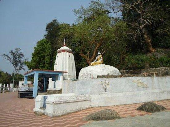 Cuttack, India: Bhattarika temple