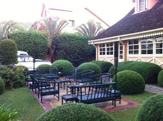 Jardin foto di tsara guest house fianarantsoa tripadvisor for Au jardin guest house riebeeckstad
