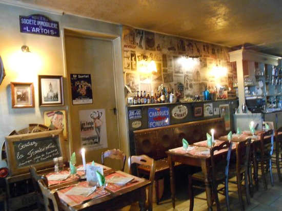 Ленс, Франция: Restaurant Le Pain de la Bouche à Lens