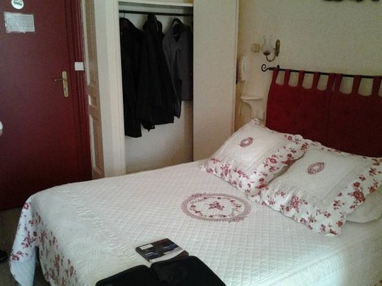 Hotel d'Angleterre : Notre chambre