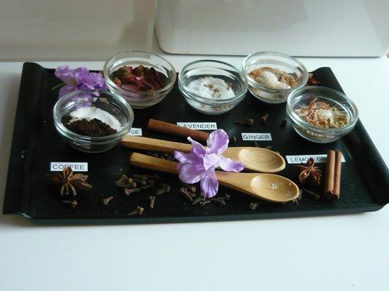 Amara Singapore: In the spa