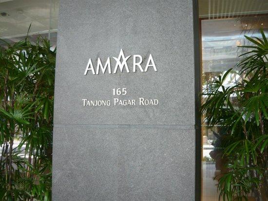 Amara Singapore: Amara Hotel